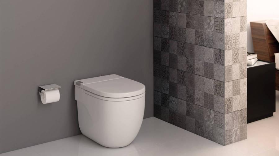 Тоалетна с интегрирано казанче Meridian In-Tank от Roca